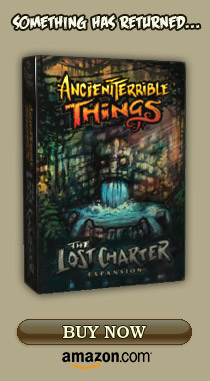 Ancient Terrible Things: The Lost Charter Expansion Pack